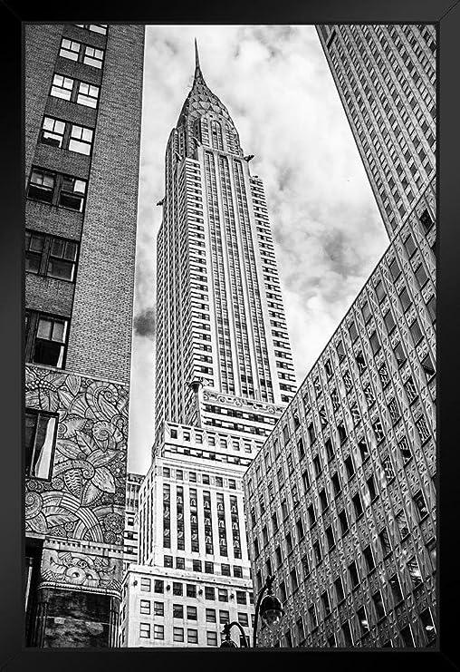 The Chrysler Building New York City Home Decor 1993 Poster Art Print
