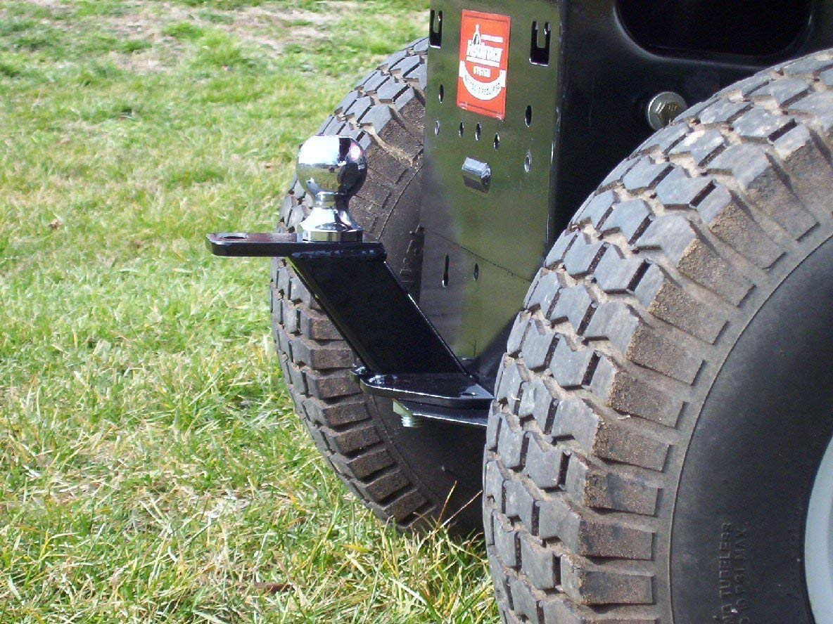 Universal Lawn Garden Tractor Hitch Outdoor Way Electrical Adapters Gt 4way Flat Curt 4