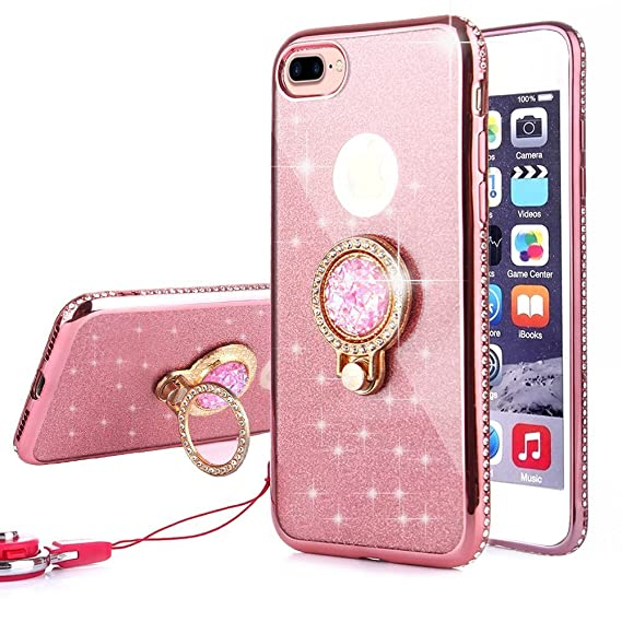iphone 8 bling phone case