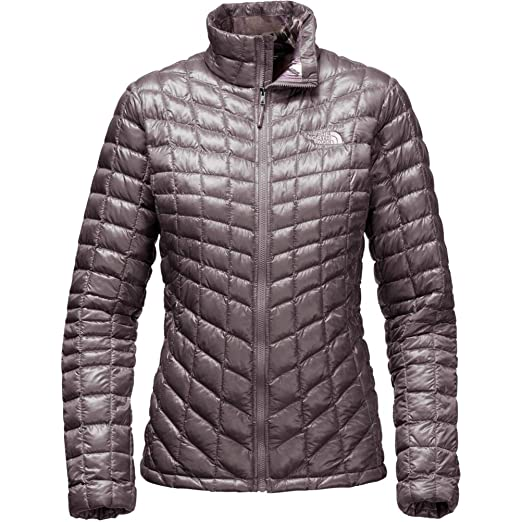 85c469bf57 The North Face Women s Thermoball Full Zip Jacket at Amazon Women s Coats  Shop
