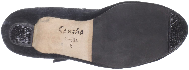 Amazon.com: Sansha Sevilla de la mujer ante Dance Shoe: Shoes