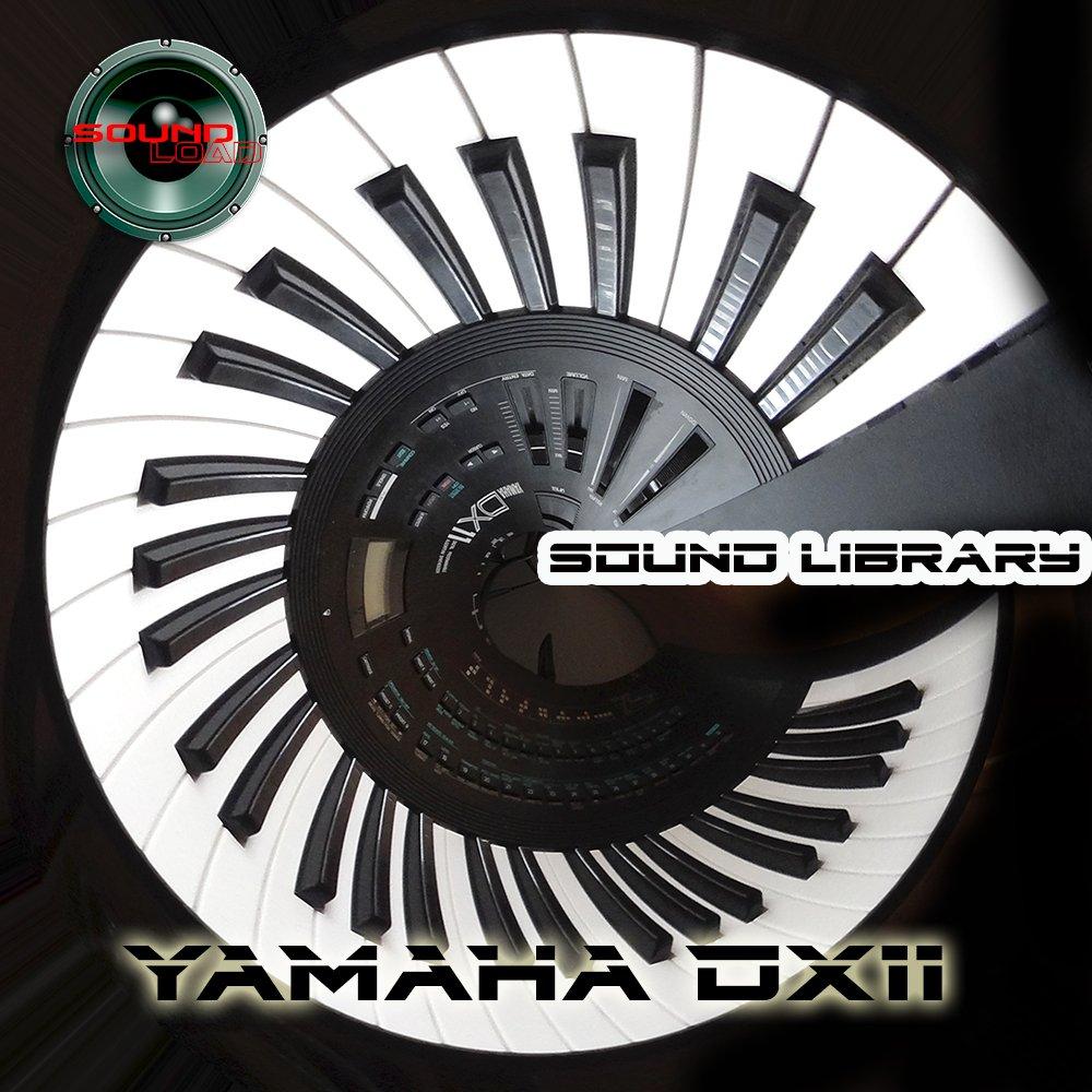 YAMAHA DX-11 Huge Sound Library & Editors on CD