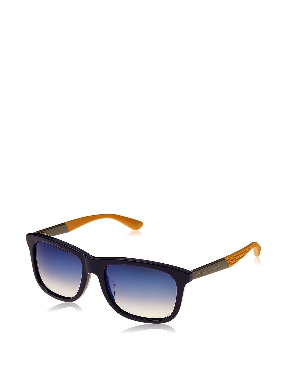 Marc by Marc Jacobs Unisex Sonnenbrille Mmj 403/F/S, Blau (Dark Blue/Orange/Grey), One size