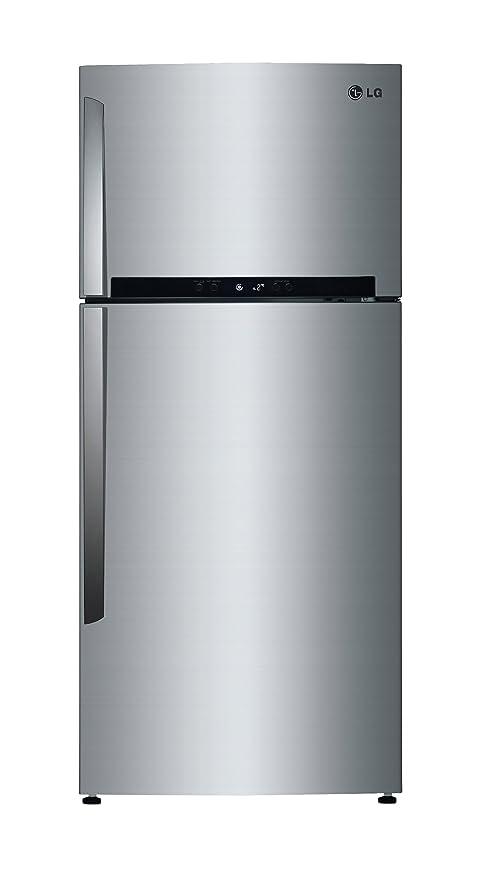 LG GT5247PVFW Independiente 423L A+ Platino nevera y congelador ...