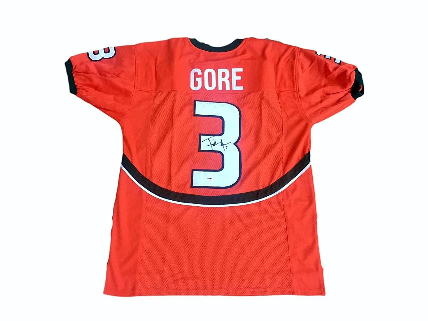 e306b2a57 Signed Frank Gore Jersey - PSA DNA Certified - Autographed College Jerseys  at Amazon s Sports Collectibles Store