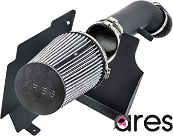"""4/"""" Cold Air Intake Kit Heat Shield Filter for 2000-2006 Avalanche Suburban Tahoe"""