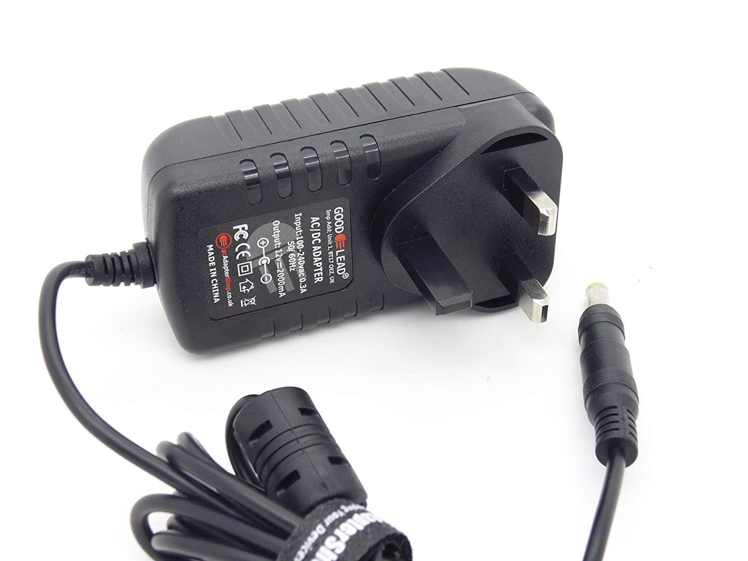 GOOD LEAD Motorola Xoom MZ602 MZ604 MZ606 Compatible Tablet Power Supply Adapter new NEW