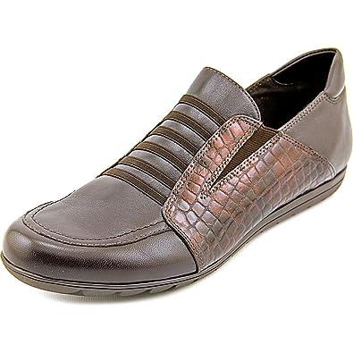 VANELi Women s Armon Slip-On Loafer Tmoro Nappa/brown Cheppa Print/tmoro
