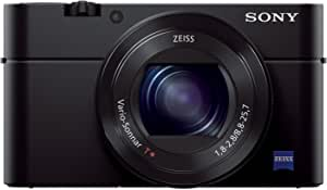 Sony Cyber-shot RX100 IV Advanced Camera with 1.0-type sensor, Black