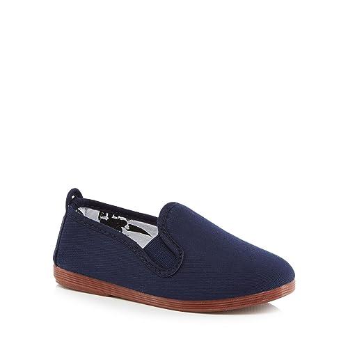 Flossy - Mocasines para niño Azul Azul Talla Unica, Color Azul, Talla 11 años: Flossy: Amazon.es: Zapatos y complementos