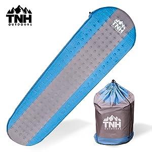 TNH Outdoors Self Inflating Sleeping Pad