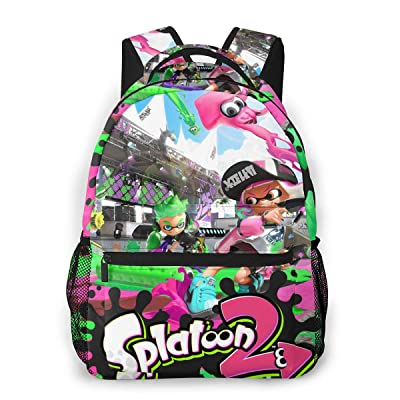 Koood Casual Backpack Pearl 2 Fashion School Bag Travel Durable Large Space Lightweight Daypack Black: Toys & Games