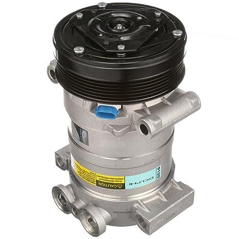 Delphi cs0120 Compresor De Aire Acondicionado