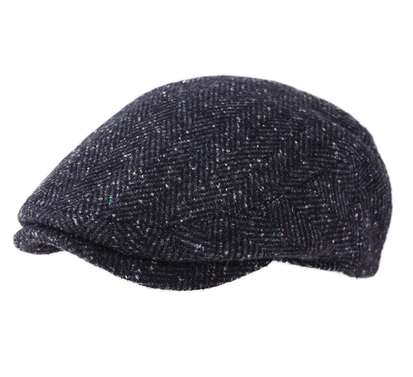 Wegener - Cappellino Piatto, Berretto Gatsby Uomo Job