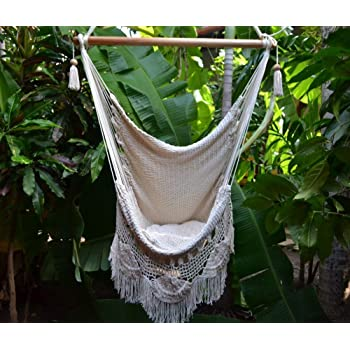 Image Result For Amazon Com Handmade Hanging Rope Hammock Chair All