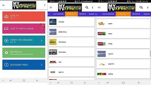 My TVAfrique 2 0