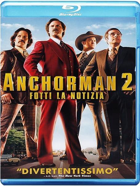 Anchorman 2 - Fotti La Notizia Special Edition 2 Blu-Ray Italia ...