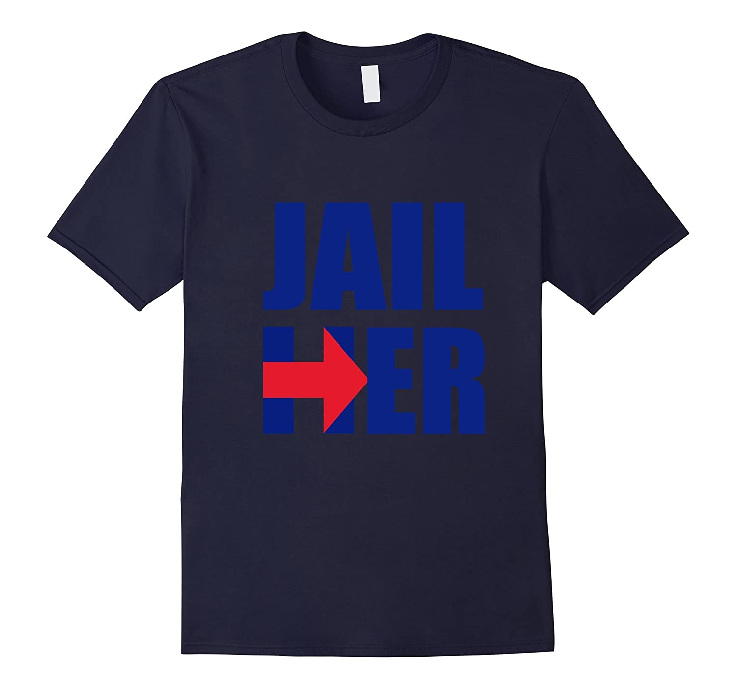#GoHillary Straight To Jail t-shirt-Art