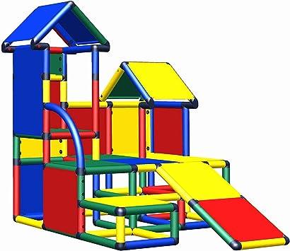move and stic - Suelo de Escalada para niños a Partir de 12 Meses como Muebles y Escuela de motricidad en la habitación de los niños