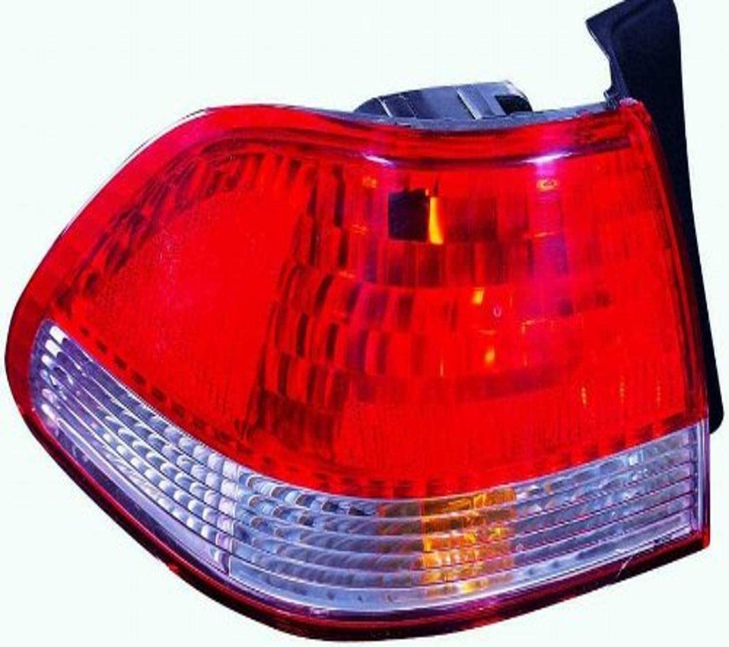 DEPO Popular overseas 317-1937L-UC Excellence Replacement Driver Side T Assembly Light Tail