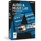 MAGIX Audio & Music Lab 2017 Premium – Professional sound for music, video and audio recordings