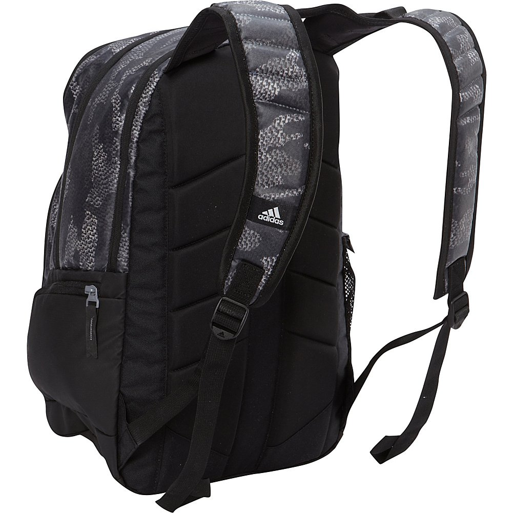 1b5914b2434482 Amazon.com  adidas Unisex Strength Plus Backpack Black Solar Yellow Backpack   Computers   Accessories