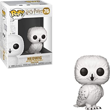Funko 35510 Pop! Harry PotterHedwig, Standard, Multicolor