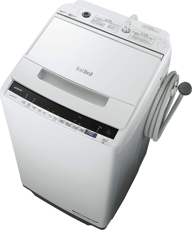日立 全自動洗濯機 ビートウォッシュ BW-V70E
