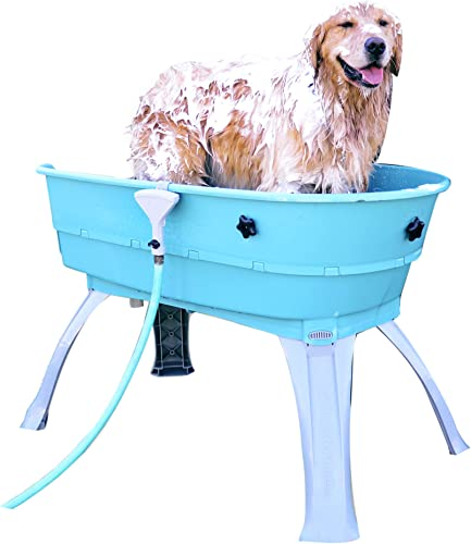 Booster-Bath-Elevated-Pet-Bathing-Large