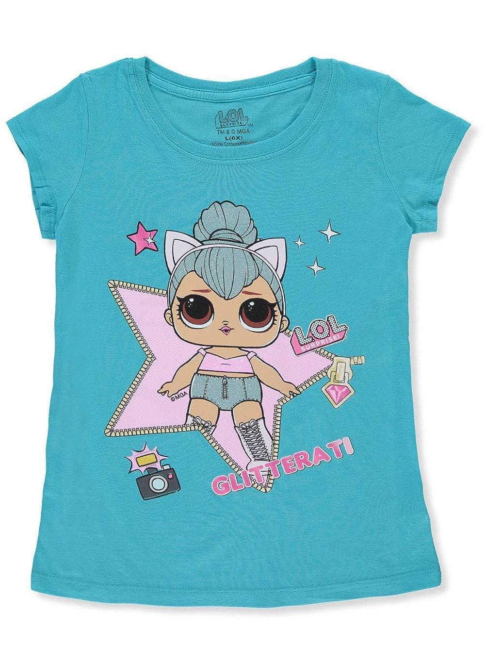 LOL Surprise Girls' T-Shirt