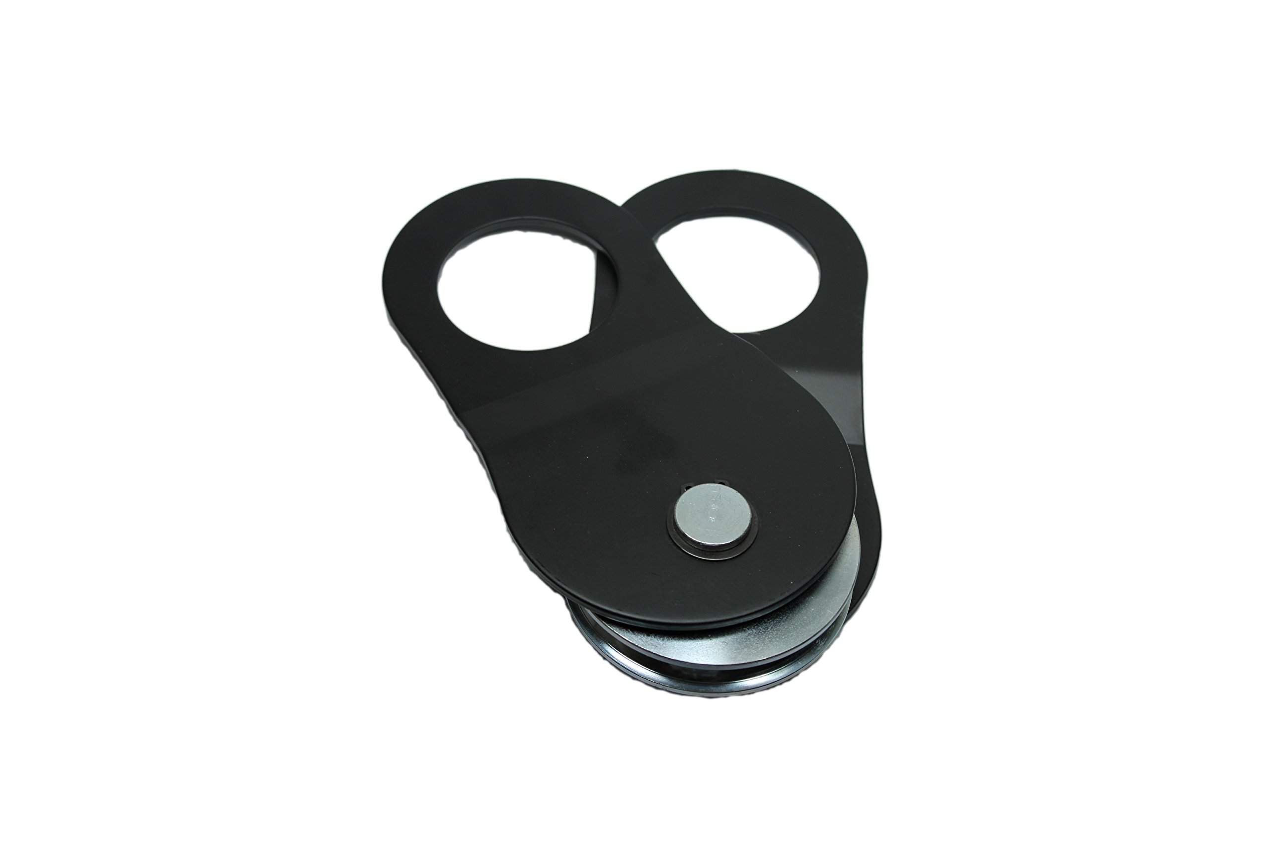 TGL Snatch Block, Pulley Block, 22,000 Pound WLL with Grease Fitting by TGL