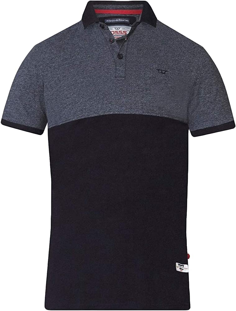 Duke London - Polo - para Hombre Negro Negro (3XL: Amazon.es: Ropa ...