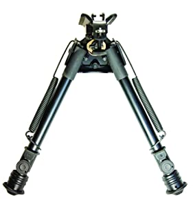 TipTop® EZ-Pivot & PAN Rifle Bipod