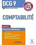 DCG 9 Comptabilité - Manuel - Réforme 2019-2020