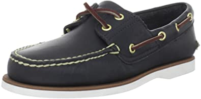 f142706af819 Image Unavailable. Image not available for. Color  Timberland Men s Classic  2-Eye Boat Shoe ...