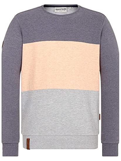 Naketano Herren Sweater Schniedeldance Sweater
