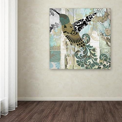 Hummingbird Batik II