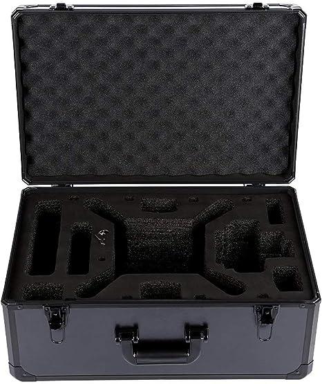 Estuche rígido portátil de Aluminio de protección paraPhantom 4 Exquisitamente diseñado Duradero Gorgeous (Negro) ESjasnyfall: Amazon.es: Deportes y aire libre