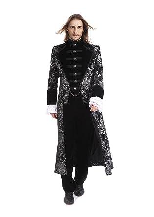 Victorienne Manteau Et Vêtements Long Accessoires Gothique Aristocrate Pentagramme n7IRqxUd44