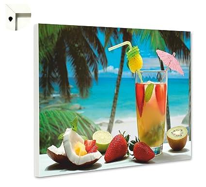 Pizarra magnética tablón con diseño Bar & restaurante Cóctel ...