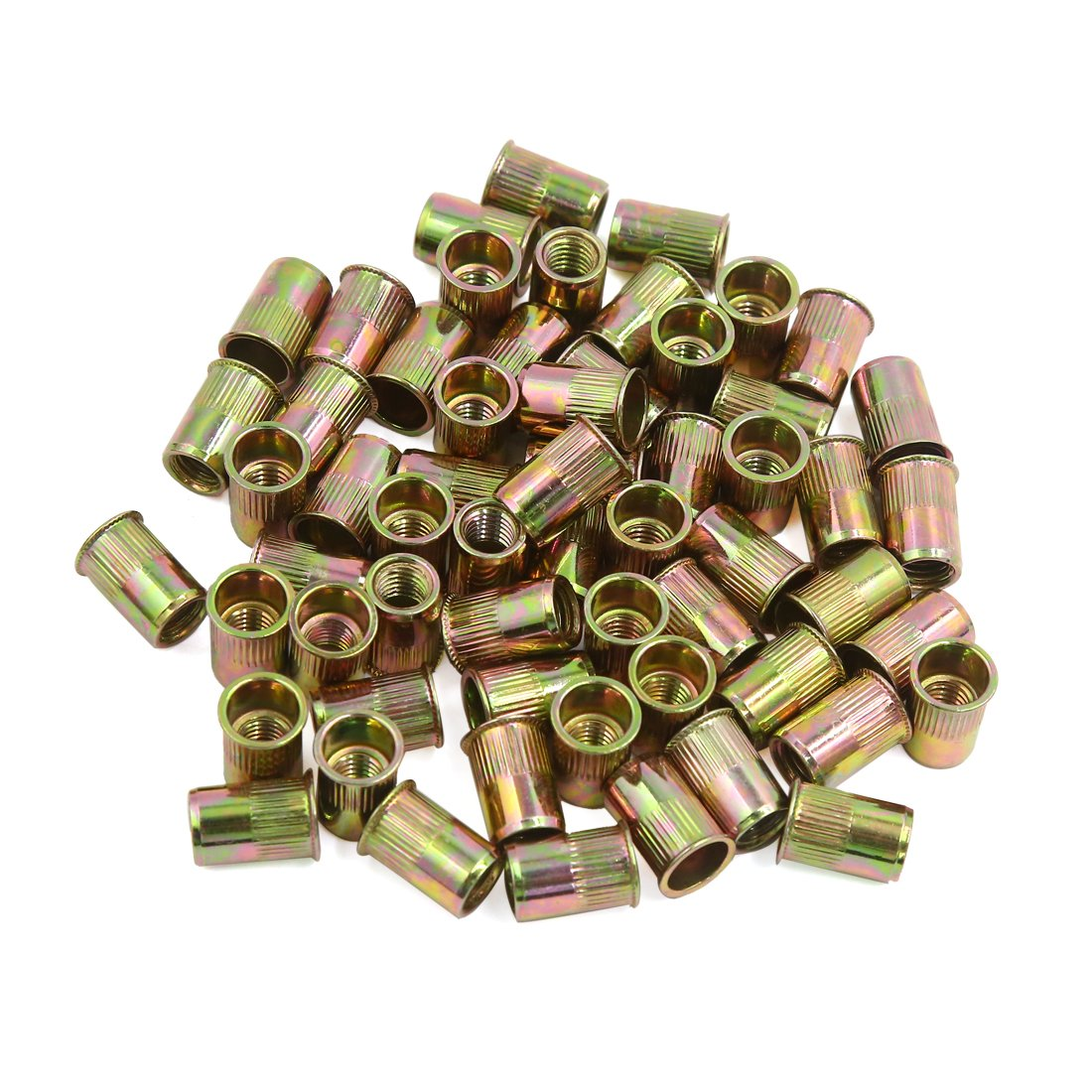uxcell a16073000ux1892 Rivet Nut, 60 Pack Unknown