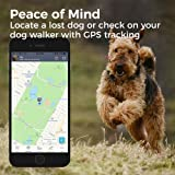 Link AKC Smart Dog Collar - GPS Location