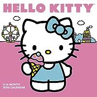 Hello Kitty Wall Calendar (2016)