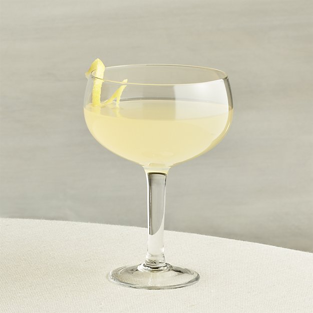 Coupe Cocktail Glass | Crate and Barrel