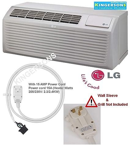 Amazon LG LP093CDUC 9300 9500 BTU 127 EER PTAC Air Conditioner