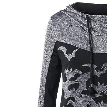 Amazon.com: Clearance SFE Women Hoodie Pullover Halloween Print Hooded Sweatshirt Winter Apparel: Clothing