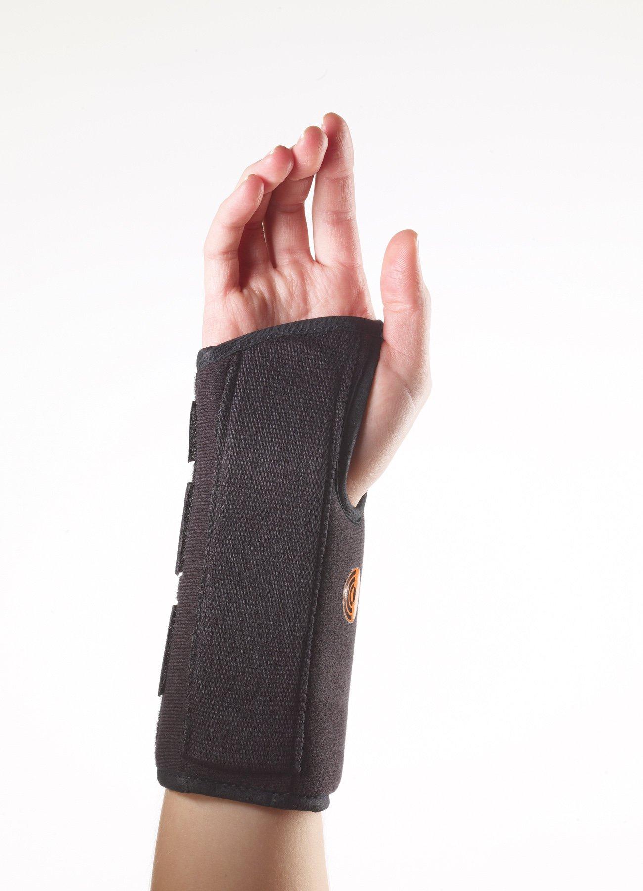 Corflex Ultra Fit Cool Wrist Splint 8'' Medium Left