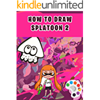 How to Draw Splatoon 2 Characters Game (English