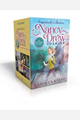 Nancy Drew Diaries Supersleuth Collection: Curse of the Arctic Star; Strangers on a Train; Mystery of the Midnight Rider; Once Upon a Thriller; ... Clue at Black Creek Farm; A Script for Danger