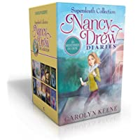 Nancy Drew Diaries Supersleuth Collection: Curse of the Arctic Star; Strangers on a Train; Mystery of the Midnight Rider…
